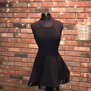 🖤🖤Little Black Dress Silky Bottom Holds Shape